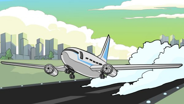 animated explainer videos for aviation