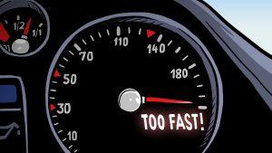הכנת סרטונים - מד מהירות
