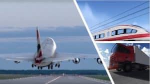 סרטי תדמית לעולם התעופה